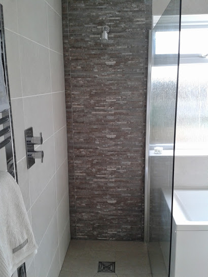 Tiling Onto A Wet Room Tray